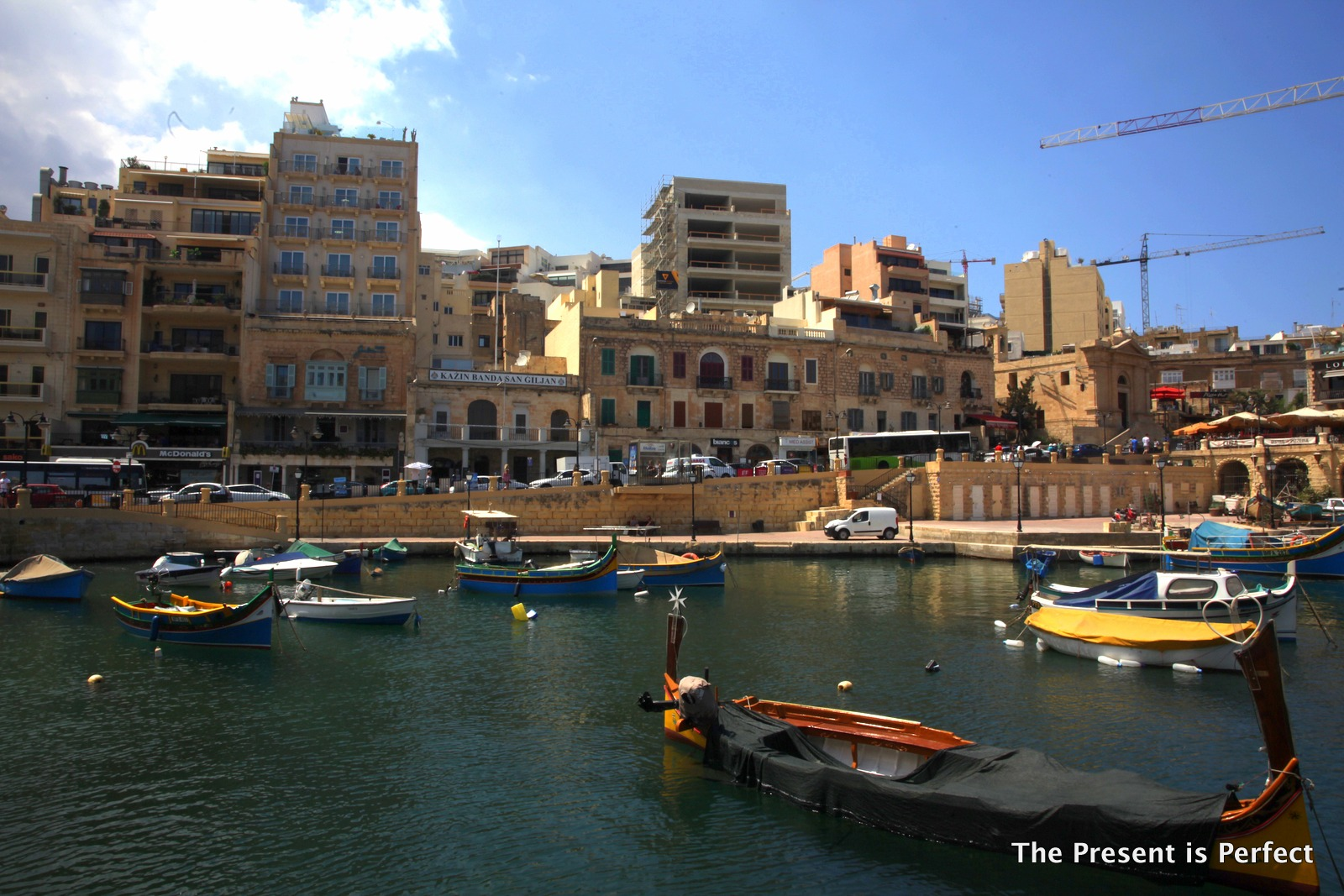 First feelings from Malta