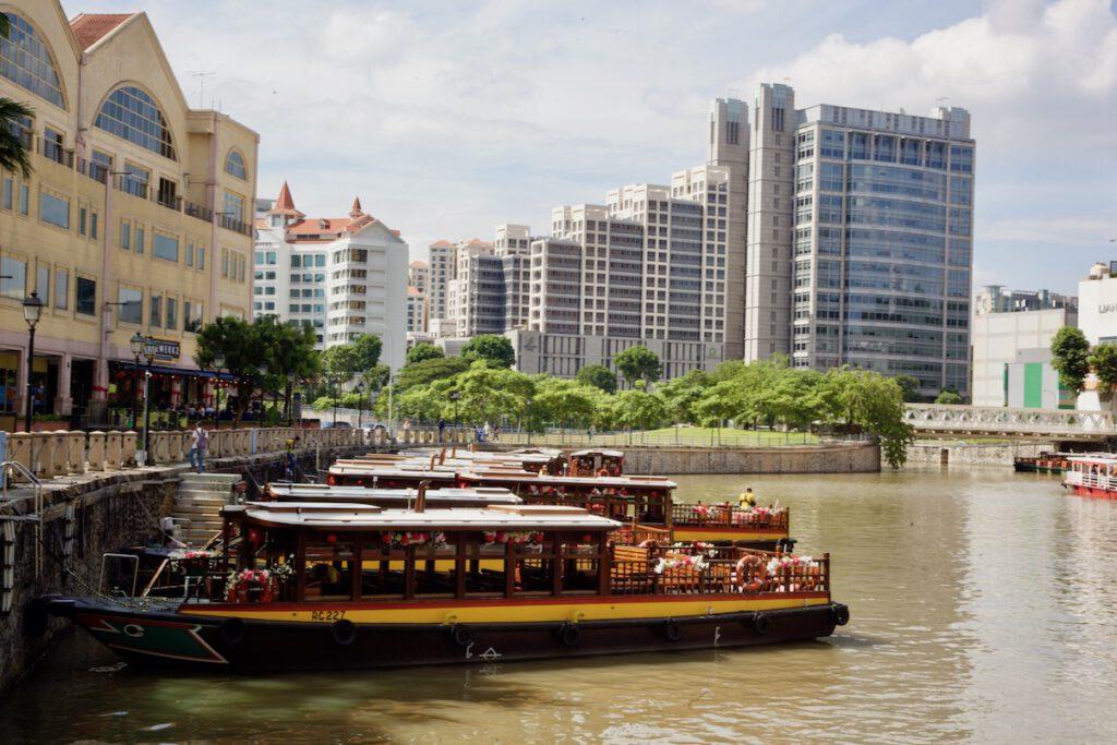 River cruise Singapore