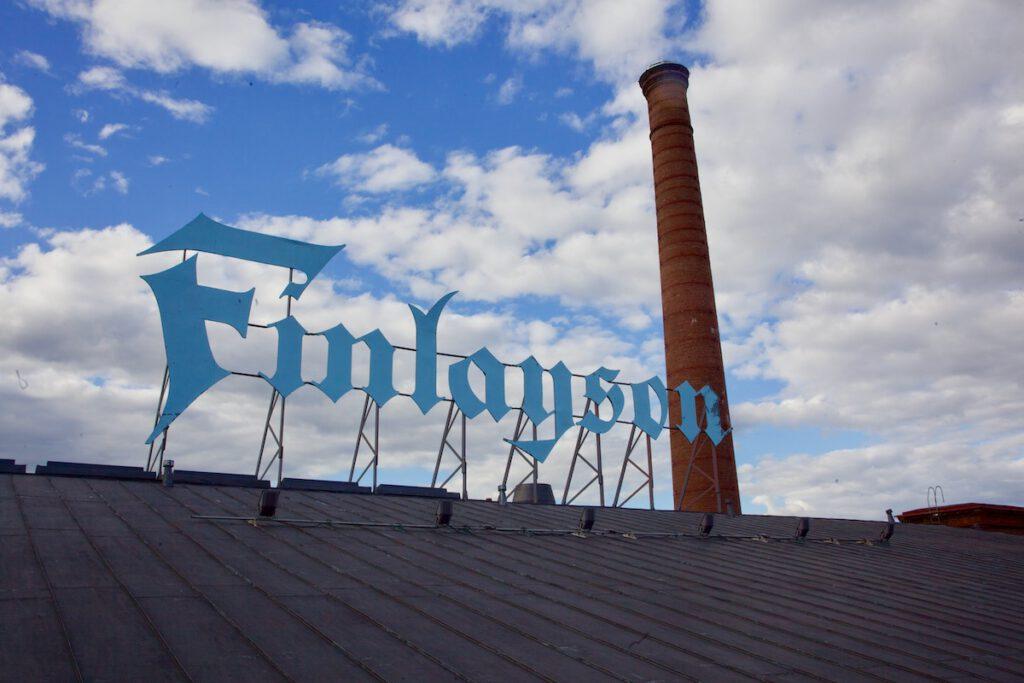 Finlayson piippu