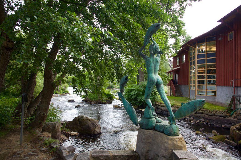 Mörrum River Sweden