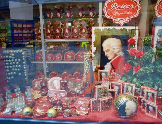 Mozart store