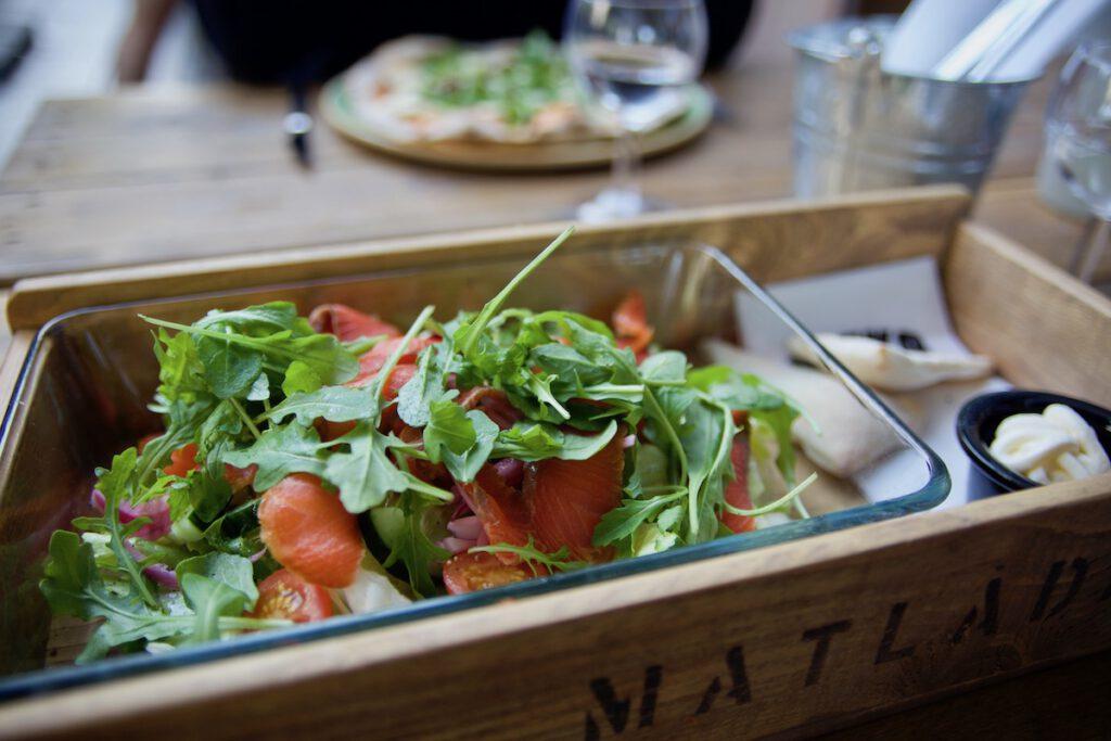 Ravintola Niska salaatti