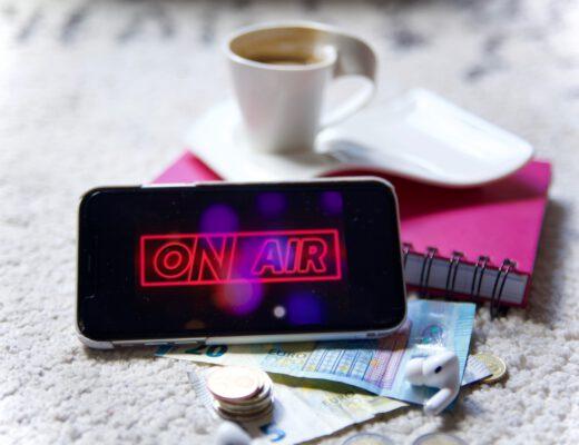 Podcast sijoitus