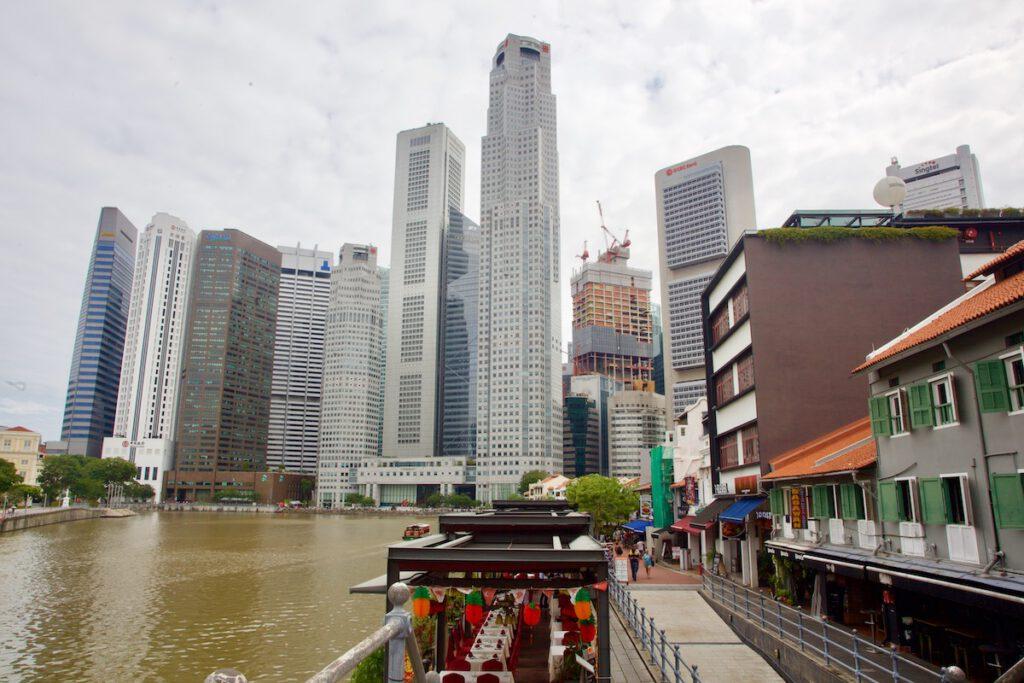 Restaurants Singapore