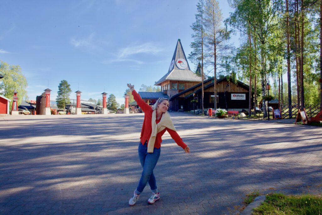 Santa's village Rovaniemi