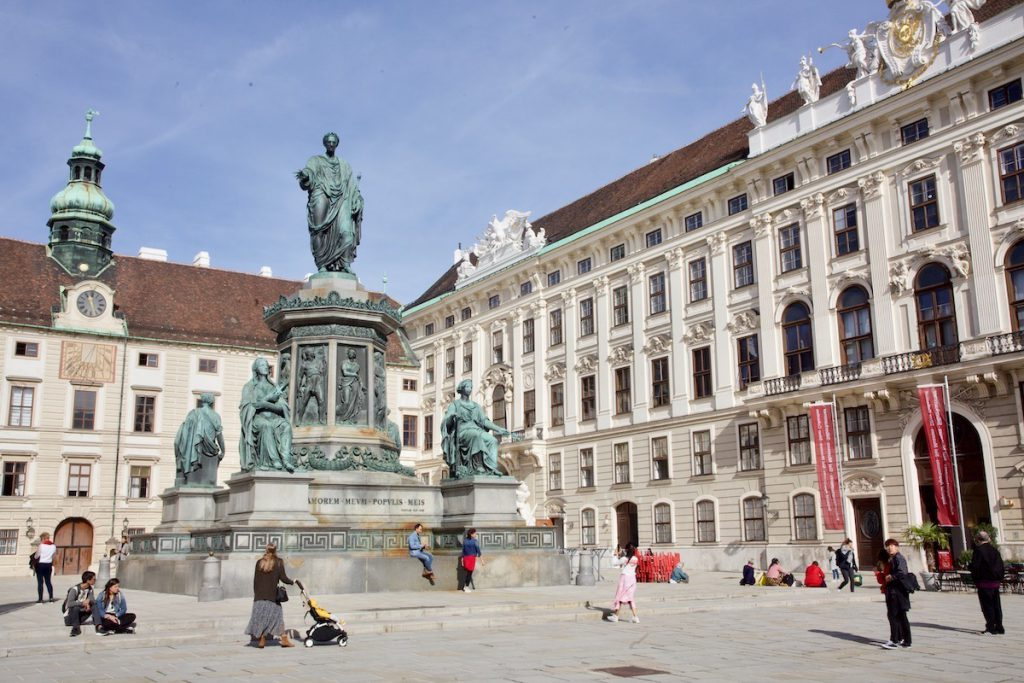 Wien katu