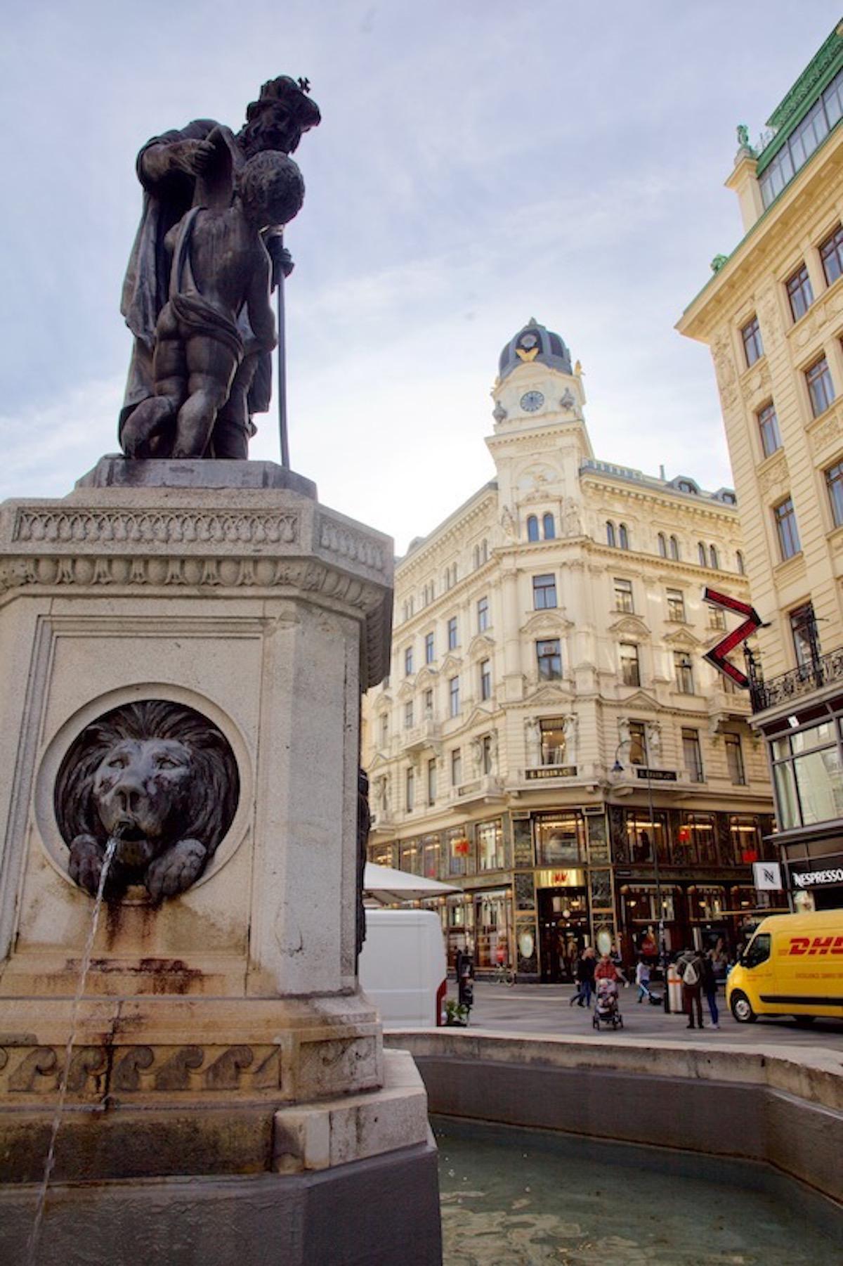 Wien ostoskatu