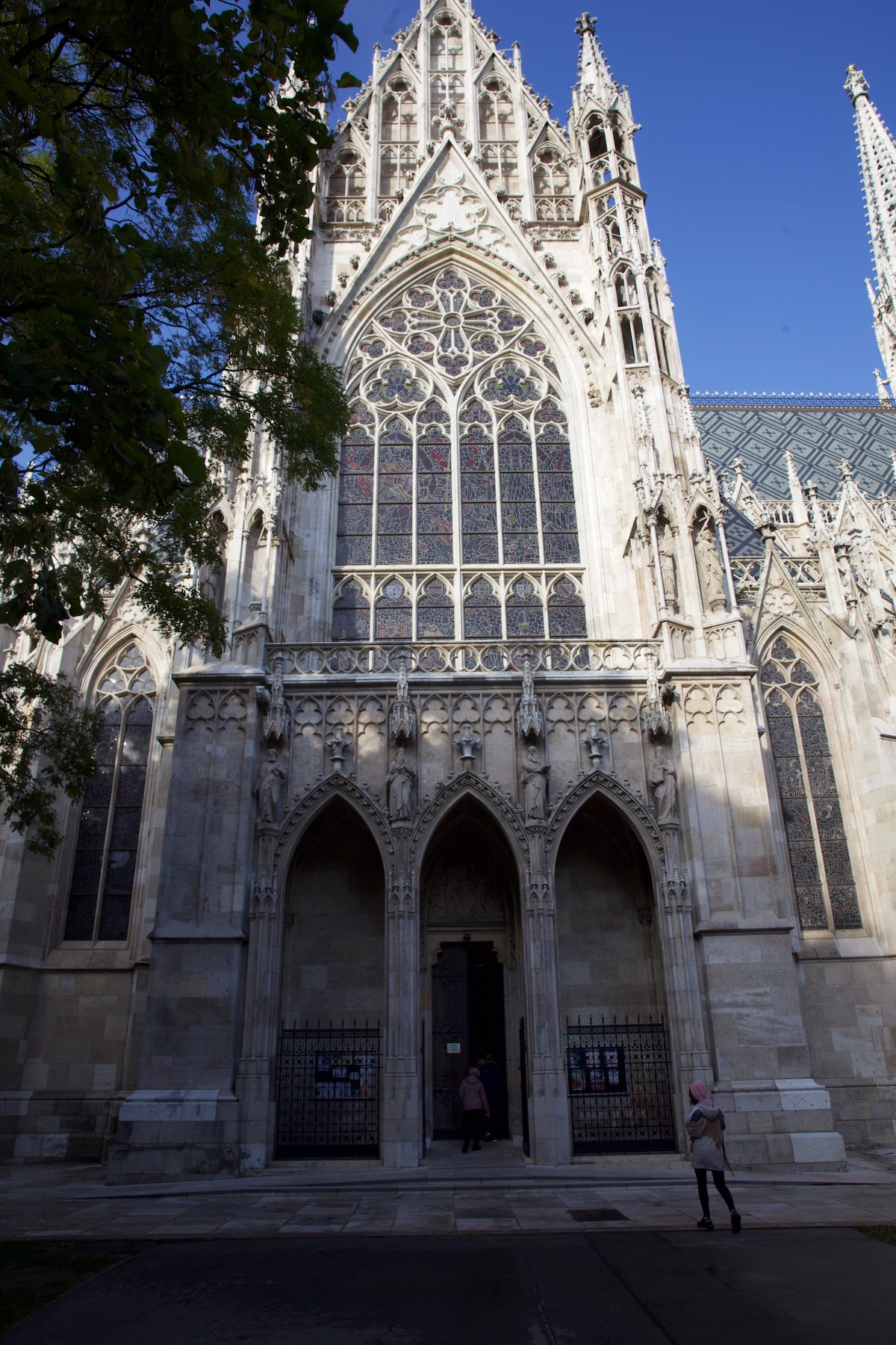 Wien kirkko