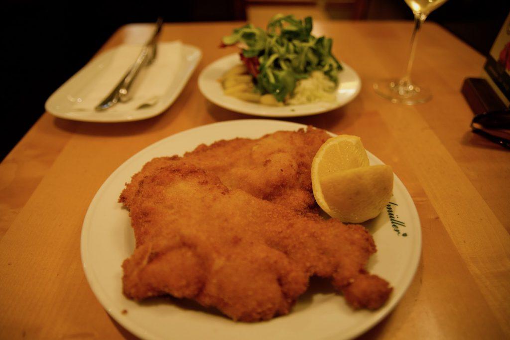 Wien wienerschnitzel
